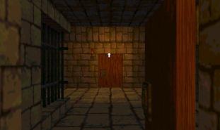 A screenshot of a dungeon spot