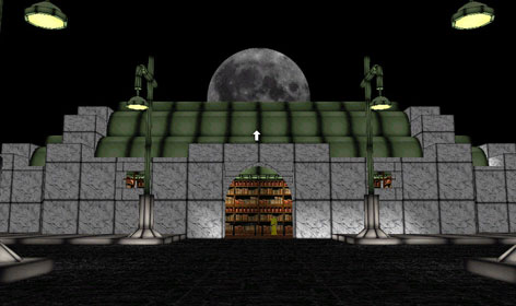 A screenshot of my Ordos Hall spot